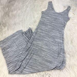 Garage Criss Cross Open Back Maxi Dress
